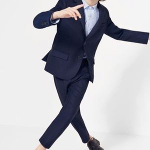 Zara kids formal suit